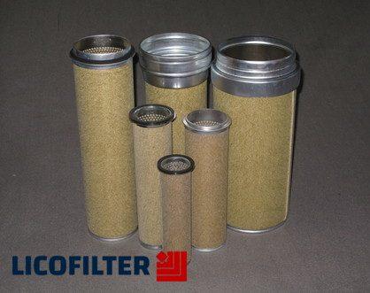 فیلترهای هوای درونی - لیکوفیلتر