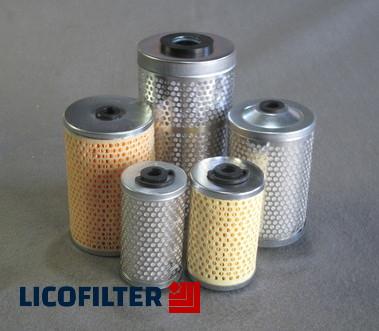 فیلترهای سوخت - لیکوفیلتر