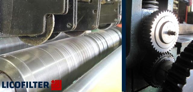 ماشینآلات تولید فیلتر - لیکوفیلتر